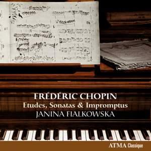 Chopin - Etudes, Sonatas & Impromptus