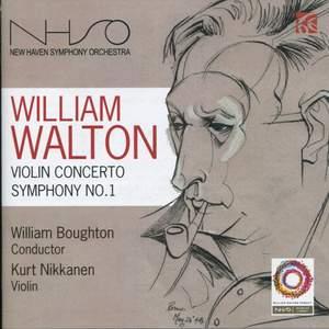Walton - Violin Concerto & Symphony No. 1 Product Image