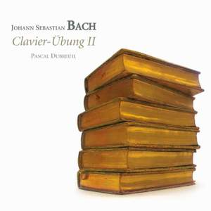 JS Bach - Clavier-Übung II Product Image