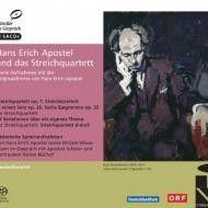 Apostel: Complete String Quartets