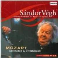 Mozart: Serenades and Divertimenti