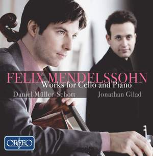 Mendelssohn - Works for Cello & Piano Product Image