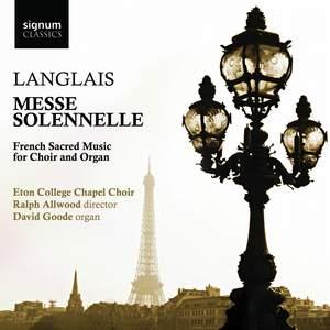 Langlais - Messe Solennelle