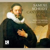 Samuel Scheidt - Cantiones Sacræ