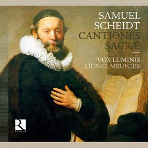 Samuel Scheidt - Cantiones Sacræ Product Image