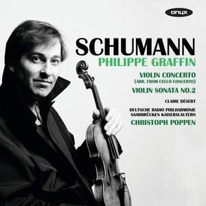 Philippe Graffin plays Schumann