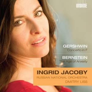 Ingrid Jacoby plays Gershwin & Bernstein