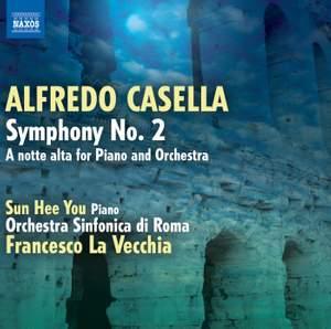 Casella: Symphony No. 2
