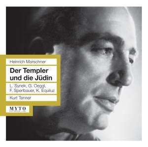 Marschner, H A: Der Templer und die Judin, Op. 60 Product Image
