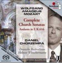 Mozart - Complete Church Sonatas
