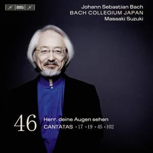 Bach - Cantatas Volume 46