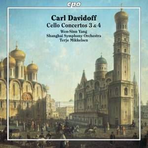 Davidoff: Cello Concertos Nos. 3 & 4