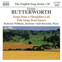 Butterworth: A Shropshire Lad & other song-cycles