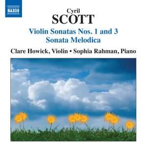 Cyril Scott: Violin and Piano Music