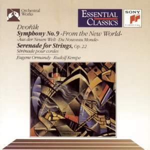 Dvorak: Symphony No. 9 & Serenade for Strings Product Image