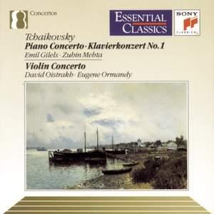 Tchaikovsky: Piano Concerto No. 1 & Violin Concerto