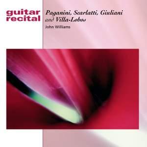 John Williams: Guitar Recital