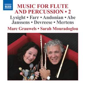Music for Flute and Percussion Volume 2 Product Image