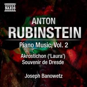 Rubinstein: Piano Music Volume 2 (1852-1894)