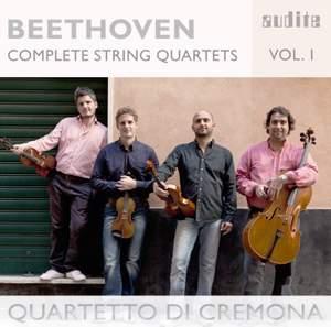 Beethoven: Complete String Quartets Volume 1 Product Image