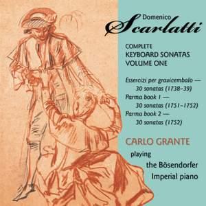 D. Scarlatti: Complete Keyboard Sonatas, Vol. 1