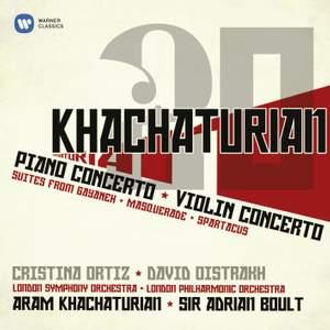 Khachaturian: Piano Concerto & Violin Concerto