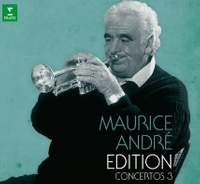 Maurice André Edition Volume 3 - Concertos 3