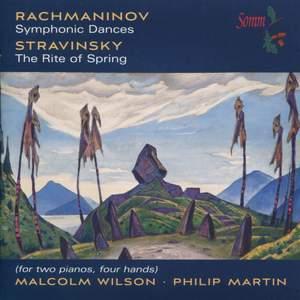 Rachmaninov & Stravinsky (for two pianos, four hands)