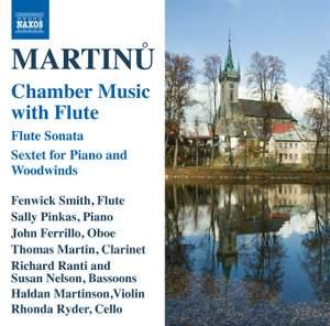 Martinu: Chamber Music with Flute