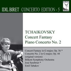Idil Biret Concerto Edition - Volume 5