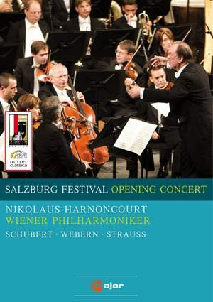 Salzburg Festival Opening Concert 2009 with Nikolaus Harnoncourt Product Image