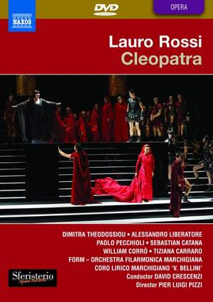 Rossi, Lauro: Cleopatra