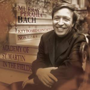 JS Bach: Keyboard Concertos Nos. 1, 2 & 4