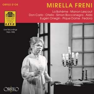 Mirella Freni: Opera Arias 1963 - 1995