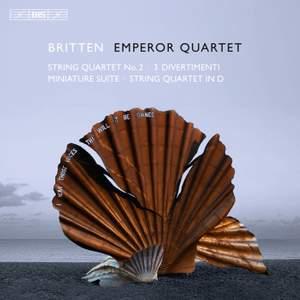 Britten: String Quartets