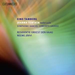 Eino Tamberg: Orchestral Works