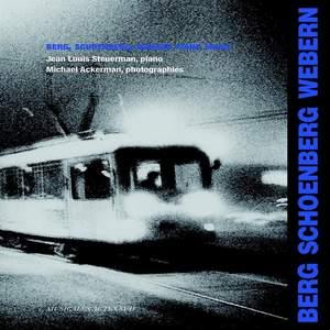 Berg, Schoenberg, Weber: Piano Music Product Image