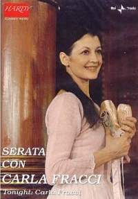 Una Serata con Carla Fracci