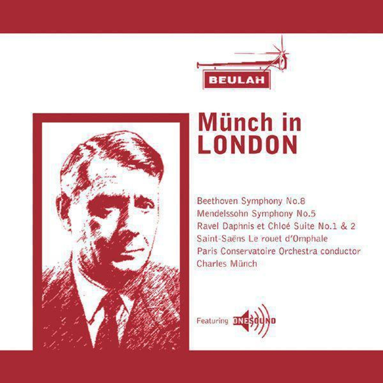 Münch in London