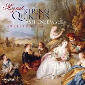 Mozart: String Quintets Nos. 1-6