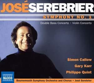 José Serebrier: Symphony No. 1