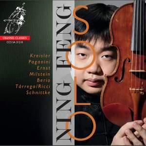 Ning Feng: Solo Product Image