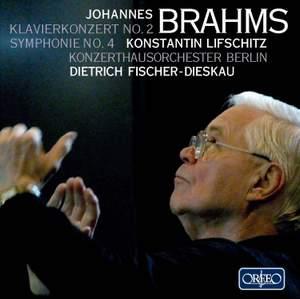 Brahms: Symphony No. 4 & Piano Concerto No. 2