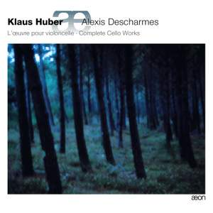 Klaus Huber: Complete Cello Works