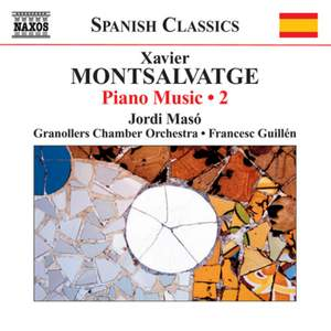 Montsalvatge: Piano Music, Volume 2