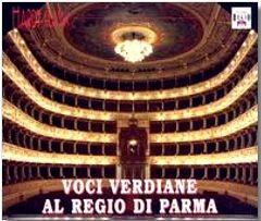 Voce Verdiane al Regio di Parma