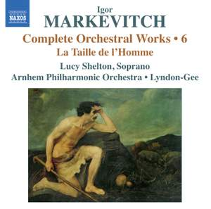 Markevitch - Complete Orchestral Works Volume 6