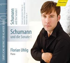 Schumann: Complete Piano Works Volume 1 Product Image