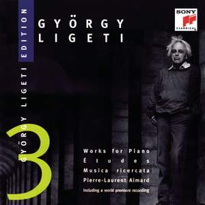 Ligeti: Works for Piano Product Image