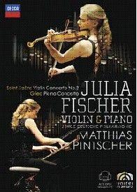Julia Fischer plays Saint-Saëns & Grieg